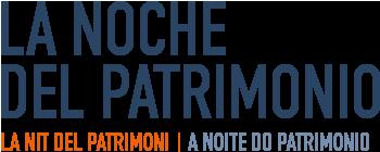 La Noche del Patrimonio Logo